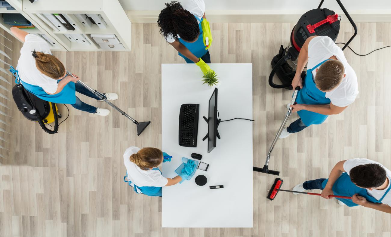 Huishoudhulp met dienstencheques